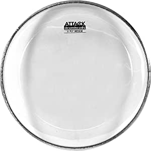ATTACK DH8 2-Ply Medium Clear Percussion Effect