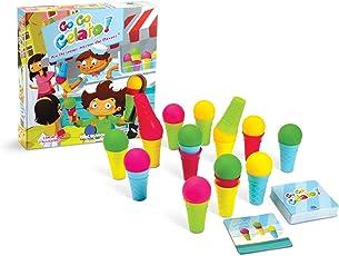 Blue Orange Go Gelato冰淇淋儿童逻辑竞赛游戏