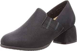TEN 浅口鞋 TN1754_GRY-S_23 女士 灰色绒面 23.0 cm 2_e
