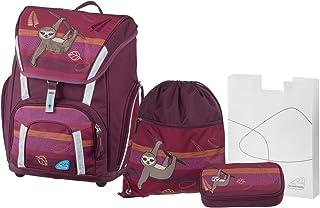 Schneiders 学生包套装,深红色(红色)- 10090438