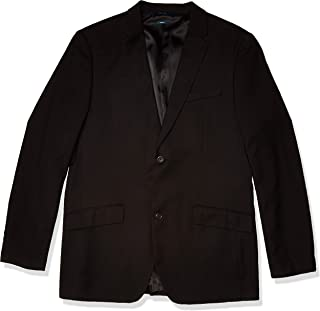Perry Ellis 男式高大纯色西装外套