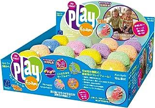 Play泡沫 捏捏捏粘土 展示用 64个装 粘土 Playfoam Display 64 Pod EI1925