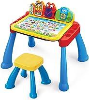 Vtech 伟易达玩具点触学习桌 多功能玩具台游戏桌儿童早教益智力玩具