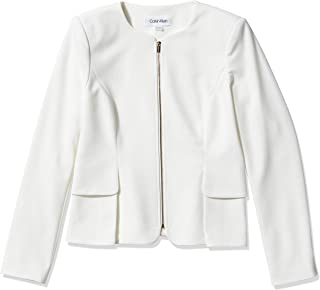 Calvin Klein 女士拉链夹克