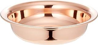 铜制洗面器 27cm S-9340
