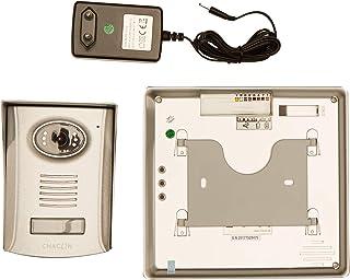 视频门对讲机 2 - adrig 17.8 厘米(7 英寸)镜子 超薄