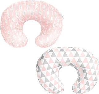 "BaeBae Goods 哺乳枕套""粉红箭头"""