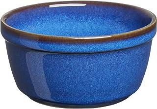 Denby 帝国蓝色轿车餐盘 Ramekin 1-Pound IMP-577