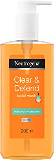 Neutrogena Visibly Clear Spot Proofing 日用洗面乳,200毫升