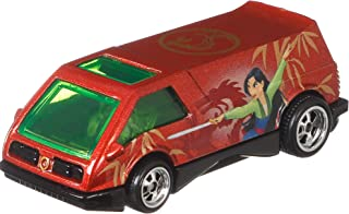 Hot Wheels 迪士尼 Mulan Dream Van XGW 高级压铸汽车