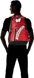 NCAA Wisconsin Badgers 2014 精英背包,红色