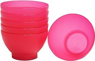 Coza Design 6-piece Set Bowl 粉红色 10 oz.