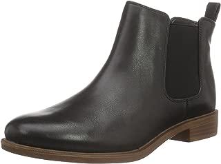 Clarks 其乐 Taylor Shine 女士真皮切尔西靴