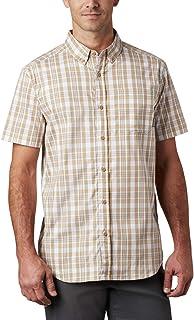 Columbia 男式 Rapid Rivers Ii 短袖襯衫
