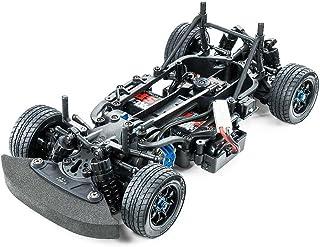 田宫 58647 58647-1:10 RC M-07 Con. Chassis Kit WB225/239,遥控汽车,模型组装,兴趣,组装,黑色