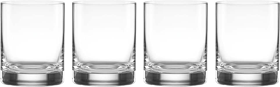 Lenox Tuscany Classics Cylinder Double Old Fashioned Glass, Clear