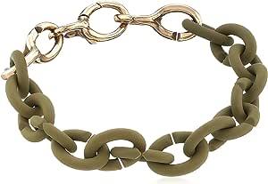 X Jewellery 中性款卡其色奢华手链