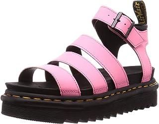 Martens 马丁 系带凉鞋 ZEBRILUS BLAIRE