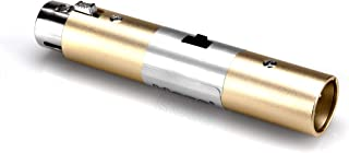 2UW2103 - Hosa Technology Input Attenuator, XLR3F to XLR3M