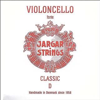 Jargar 4/4 Cello D 弦厚(Forte)铬钢