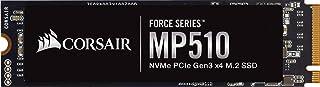 CORSAIR 海盗船 Force 系列 MP510 4TB NVMe PCIe Gen3 x4 M.2 SSD