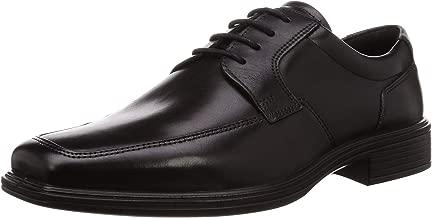 ECCO Minneapolis 男式方頭系帶牛津鞋