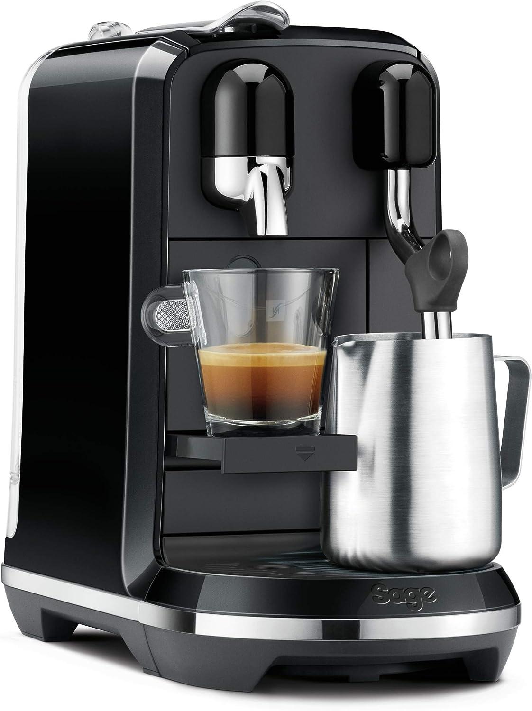 1710.85元  Nespresso 奈斯派索 Creatista Uno SNE500BKS 全自动胶囊咖啡机