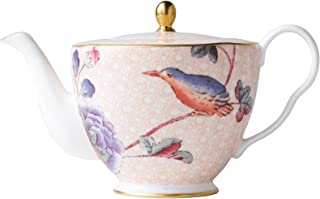 Wedgwood Harlequin Cuckoo Tea Story 12.5盎司/约369.63 毫升 茶壶