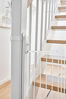 BabyDan 楼梯适配器套件 - 白色