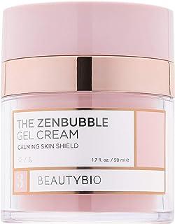 Beauty BIO Beautybio Zenbubble 凝胶霜有助于减少可见压力的影响:*、痘痘、加速皱纹、过度干燥和毛孔增大,1 件装