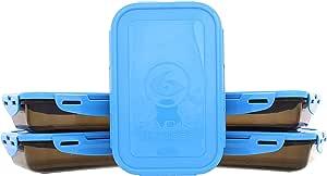 6 件装健身*密封容器 24oz (5-Pack)