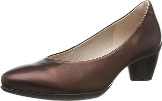 Ecco 愛步 SCULPTURED 45 女式高跟鞋