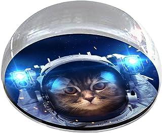 Forever 水晶宇航员猫磁铁水晶