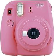 Fujifilm 富士 instax Mini 9 拍立得相機 - 火烈鳥粉