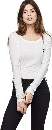 G-STAR RAW 女式 jiling 直 R T WMN l/s 長袖上衣
