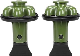 DANCO (DG2-P) Dispose Genie 2.0 厨房水槽过滤器,塞子和防溅板,带食品刮刀 橄榄色 2 件装 10920A