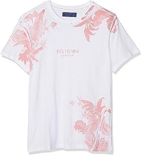 Religion 男式夏威夷 T 恤