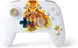 任天堂切换有线控制器 Wireless Nintendo Switch Controller Princess Zelda