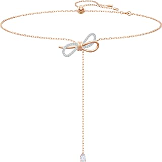 Swarovski 施华洛世奇 女士项链 Y 形 不锈钢 5447082