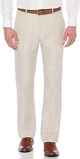 Perry Ellis Men's Linen Pant