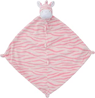 Angel Dear Blankie, Bright Pink Zebra