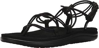 Teva 女式 W Voya Infinity 人字拖系带休闲户外凉鞋