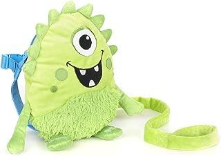 Nuby Monster Backpack Harness 綠色