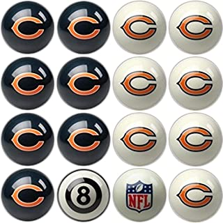 Imperial 官方* NFL Home vs. Away Team 台球/球杆,完整 16 个球套装