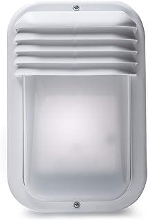 Famatel 4416G 4416G 户外壁灯,IP44,插座E-27,防潮,白色