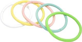 MOKUBA 橡皮圈 5个套装 浅色系
