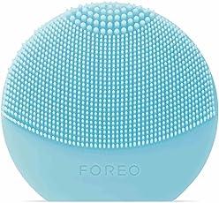 FOREO 斐珞尔 LUNA Play Plus 便携式洁面刷 薄荷蓝 (适合各种肤质, 可更换电池不可充电)