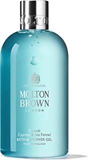 Molton Brown 沿海柏树和海茴香沐浴露