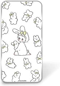 Caho 壳 透明 硬质 印刷 兔子WN-LC1014051 7_ Huawei honor 8 FRD-AL 兔子C