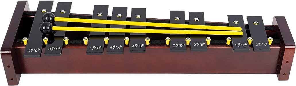 Percussion Plus PP1090 半 9 Note Glockenspiel